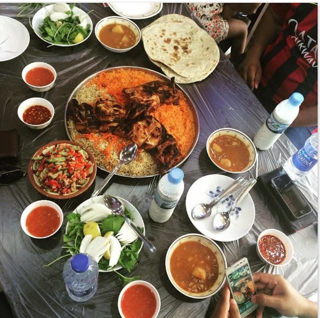 Yummilicious the food blog amir al khaleej aiysh for Afghan cuisine restaurant