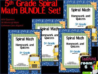 teaching in room 6 blog, 4th grade, math, reading, writing, education