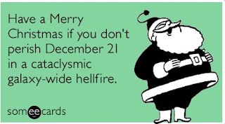 somee mayan holiday humor