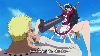 1 One Piece Episode 608 [ Subtitle Indonesia ]