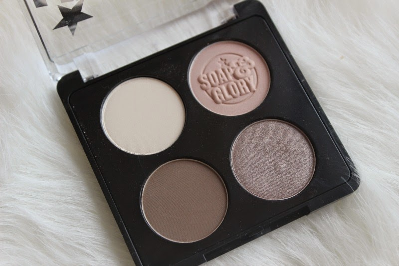 Soap & Glory Lid Stuff Eyeshadow Palette in What's Nude