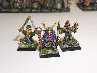 Heresy - Dwarf Wizards :S