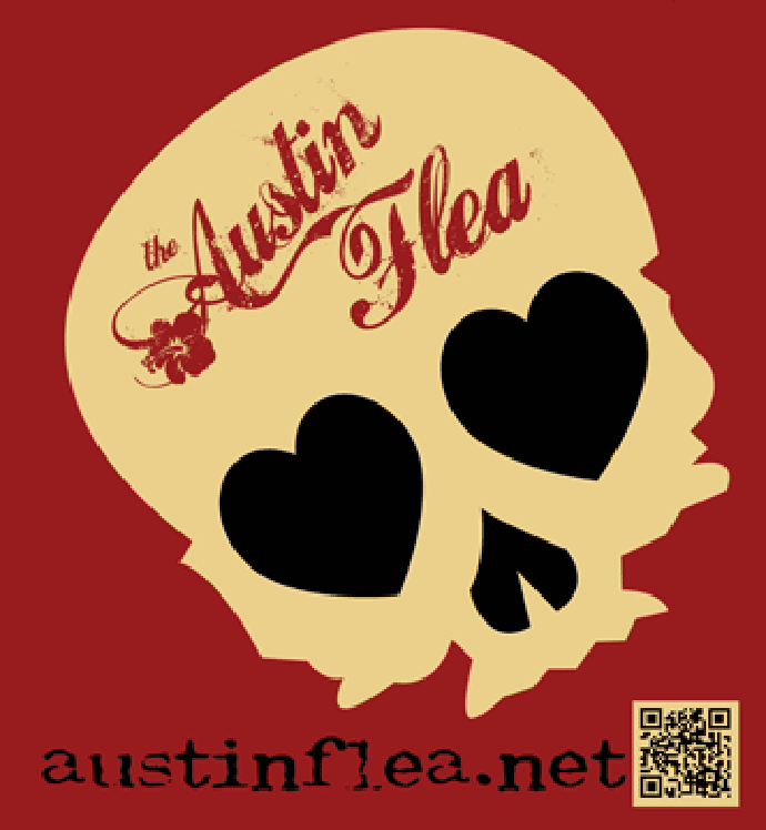 Catch inviting with the Austin Flea on 3/12 and 3/15 with our letterpress printed goodies.