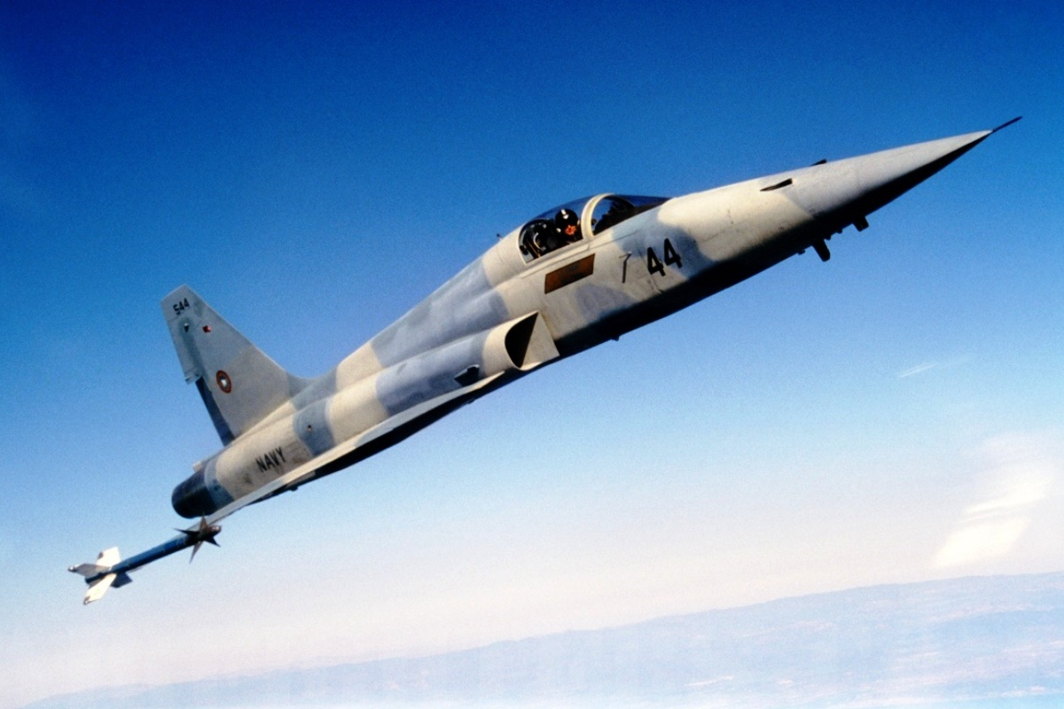 F-5E Tiger II Jet Fighter 1