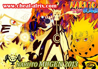 Download Games Naruto MUGEN 2013