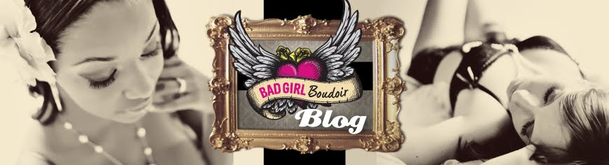 Bad Girl Boudoir Blog