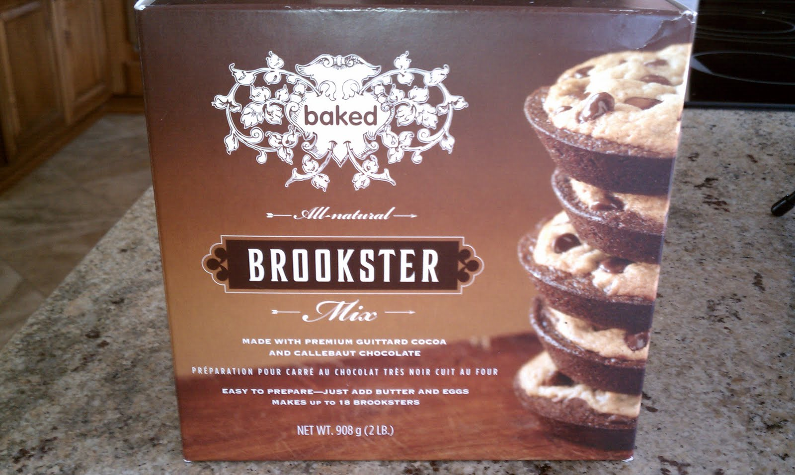 Lavender Clouds: Williams and Sonoma Brooksters ***Fail***