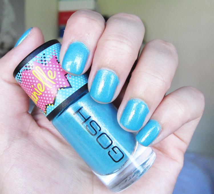 A picture of GOSh sea me nail polish