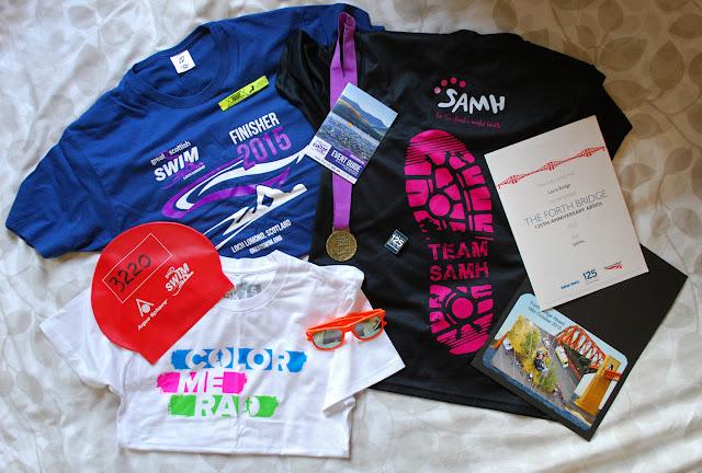 Fundraising - Team SAMH