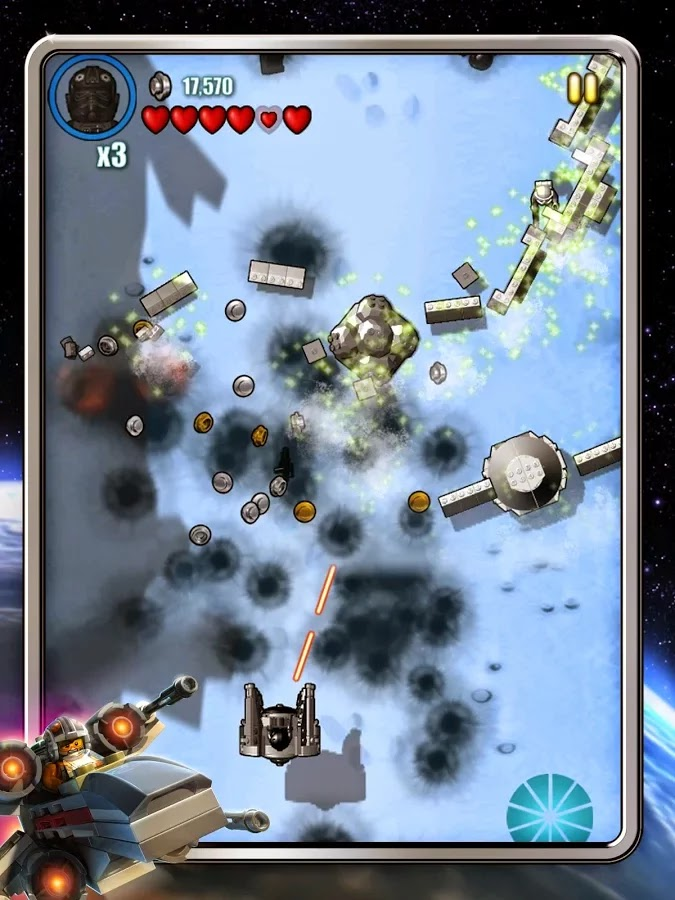 LEGO® Star Wars™ Microfighters v1.00 [Mod Money]