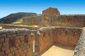 Ruinas de Ecuador