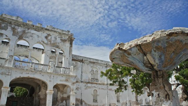city hall, mogadishu, somalia, sutika sipus
