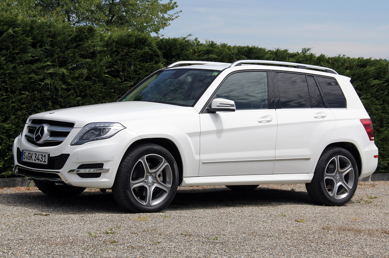 2013 Mercedes-Benz GLK: First Drive Photos