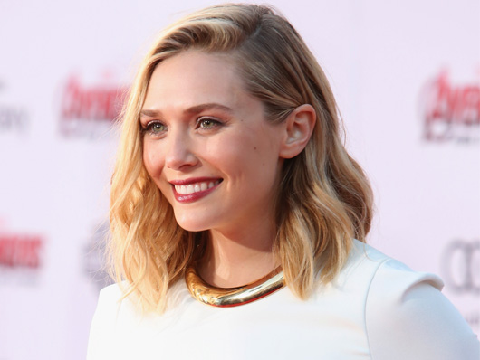 Entrevista a Elizabeth Olsen con motivo del lanzamiento de 'Vengadores: La era de Ultrón'