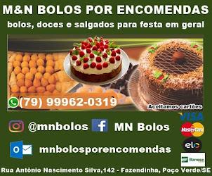 M&N BOLOS POR ENCOMENDAS