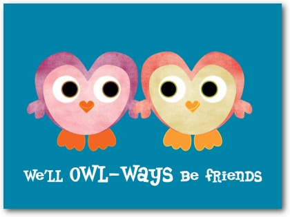 February 2012 – Valentines Day Friend Card