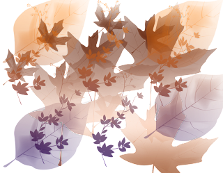 Scuola di pensiero foglie d 39 autunno - Decorazioni d autunno ...