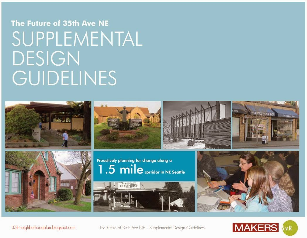 Supplemental Design Guidelines - Handbook