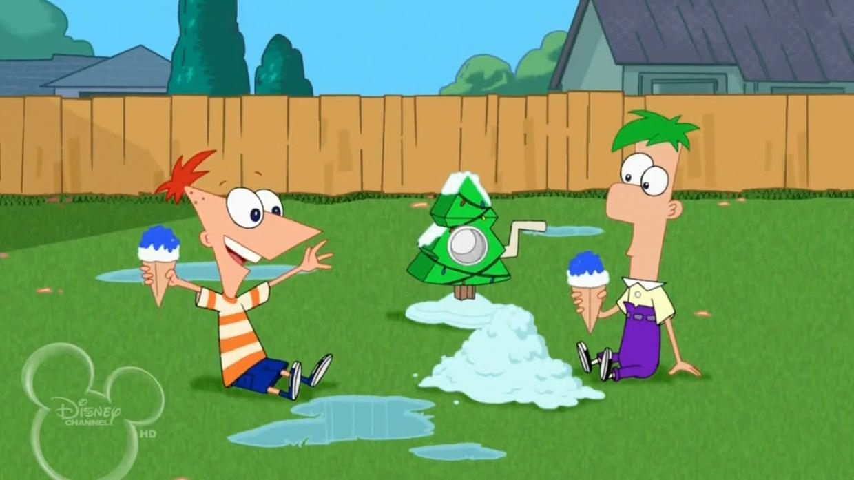 Phineas y Ferb wallpapers