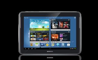 Harga Dan Spesifikasi Samsung Galaxy Note 10.1 New