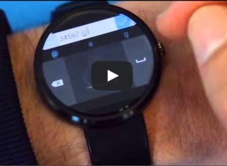 Microsoft rilis aplikasi keyboard untuk Android Wear