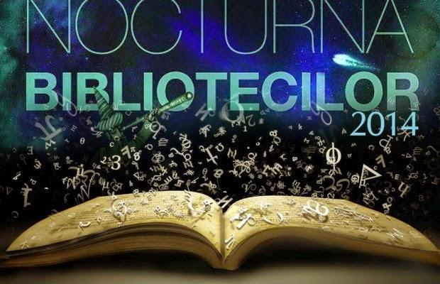 evenimente culturale, Nocturna Bibliotecilor,