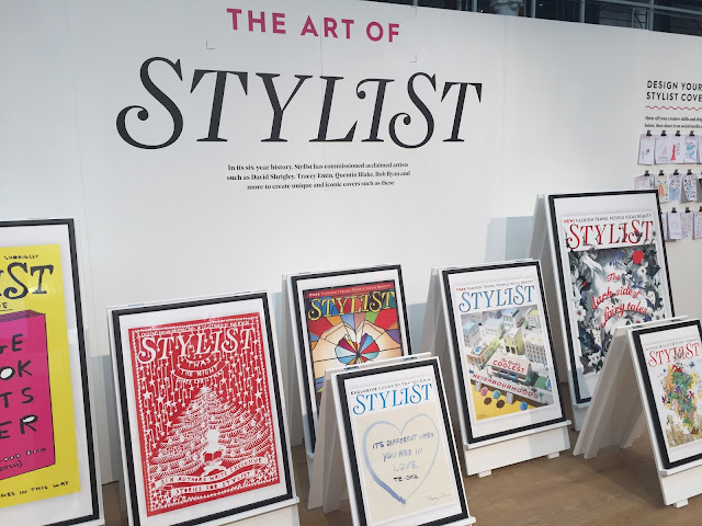 #StylistLive Stylist Live Magazine Event London Beauty Fashion Shopping