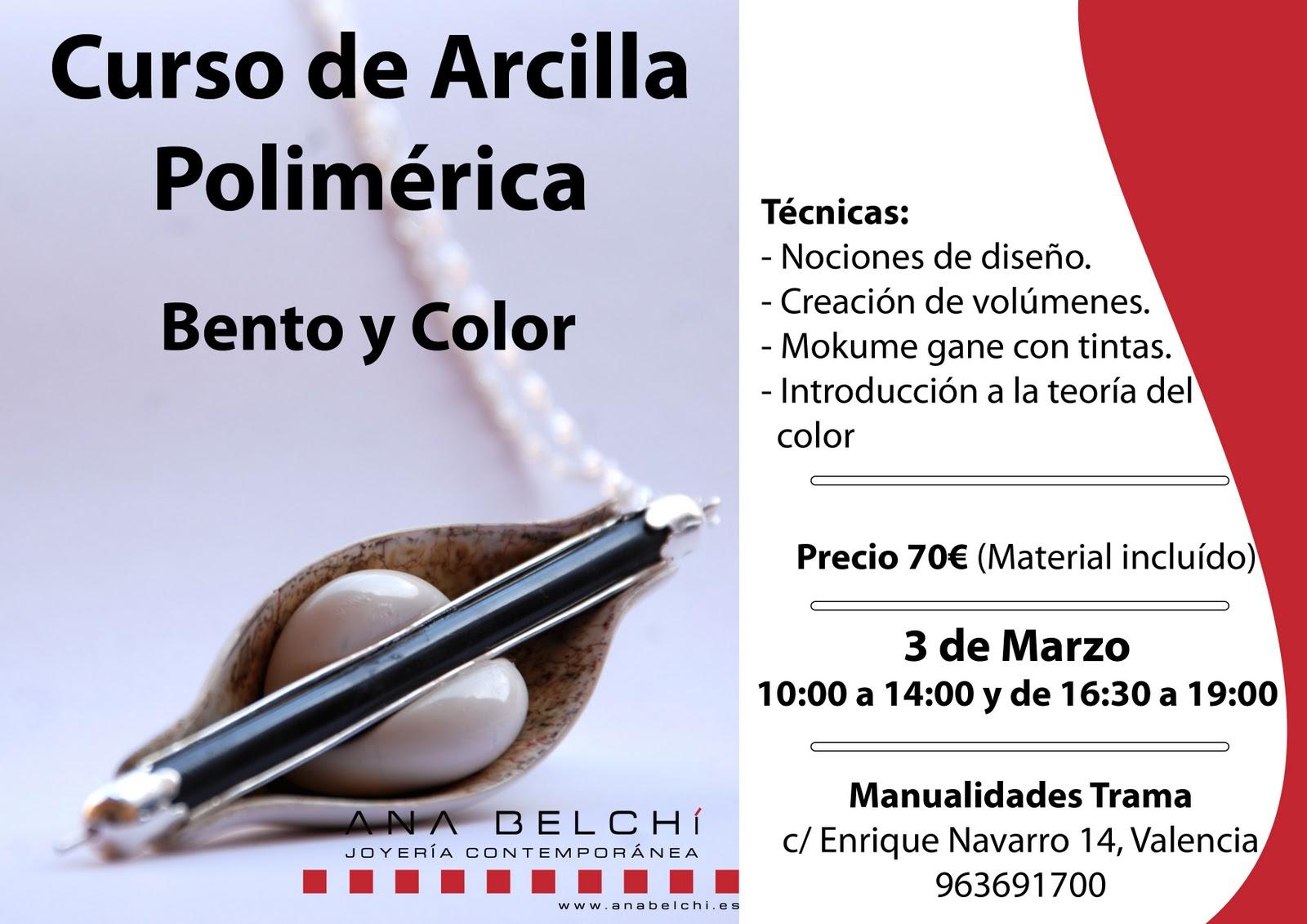 Ana Belch Bento Y Color En Valencia ~ Cursos De Manualidades En Valencia