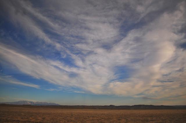 California zephyr amtrak train ride journey united states sky