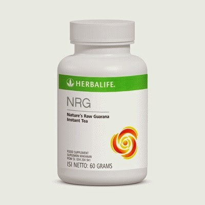 Jual Herbalife NRG Tea Indonesia