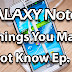 Galaxy Note 2 Things You May Not Know Episode 8: 3 Secret Menus For Testing, Lcdtest, Self Test Mode
