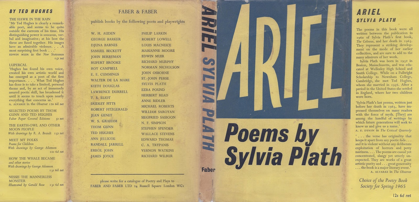 an analysis of in plaster poem written by sylvia plath In plaster was a poem written by sylvia plath on march 18, 1961 the poem was written while plath was in st pancras hospital in england, immediately following an appendectomy her journals, as well as the letters she wrote to her mother, vividly describe the events surrounding the composition of this poem.