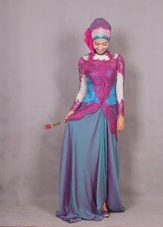 Model Kebaya Muslim Modern Yang Paling Populer