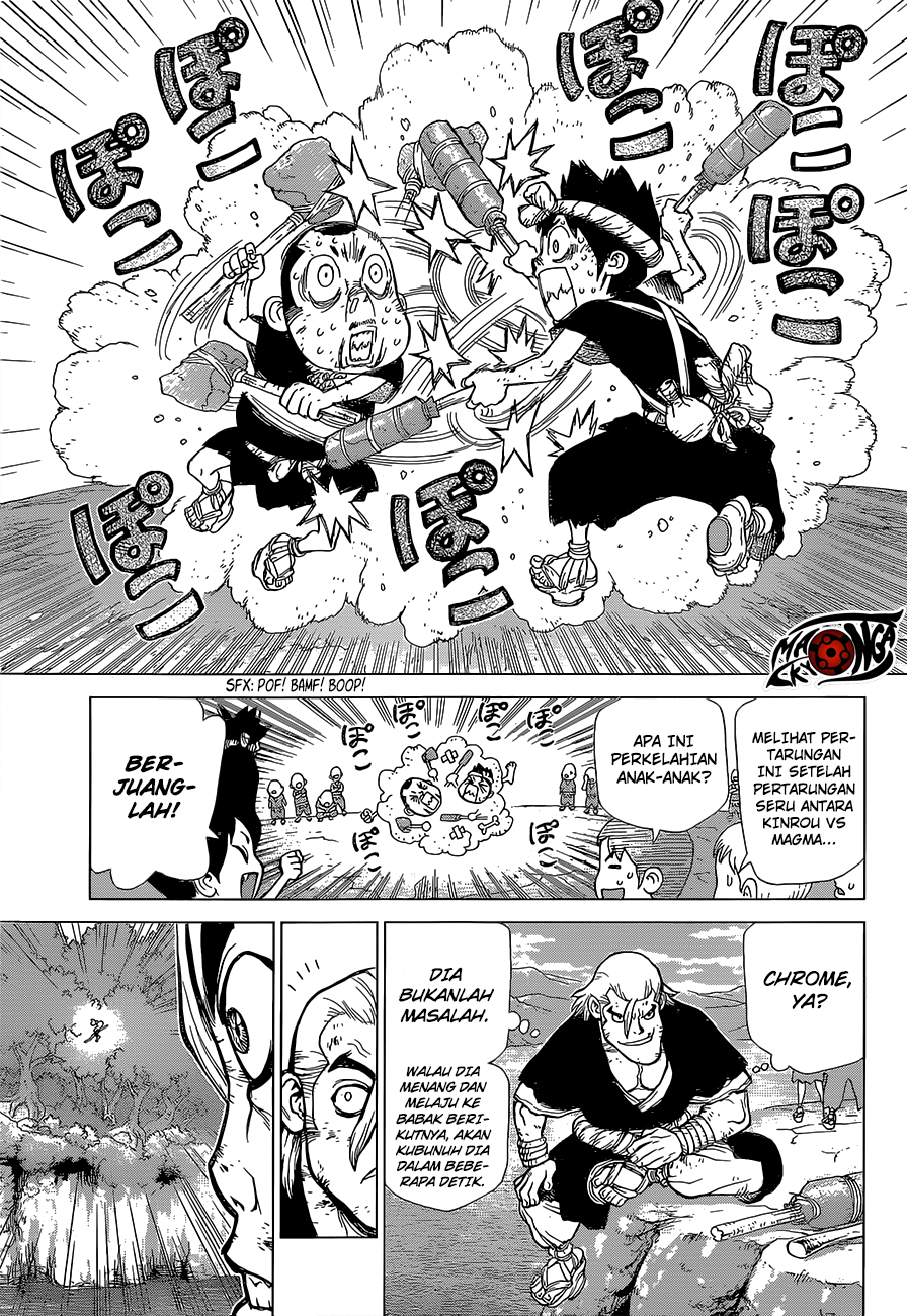 Dr. Stone Chapter 36-9