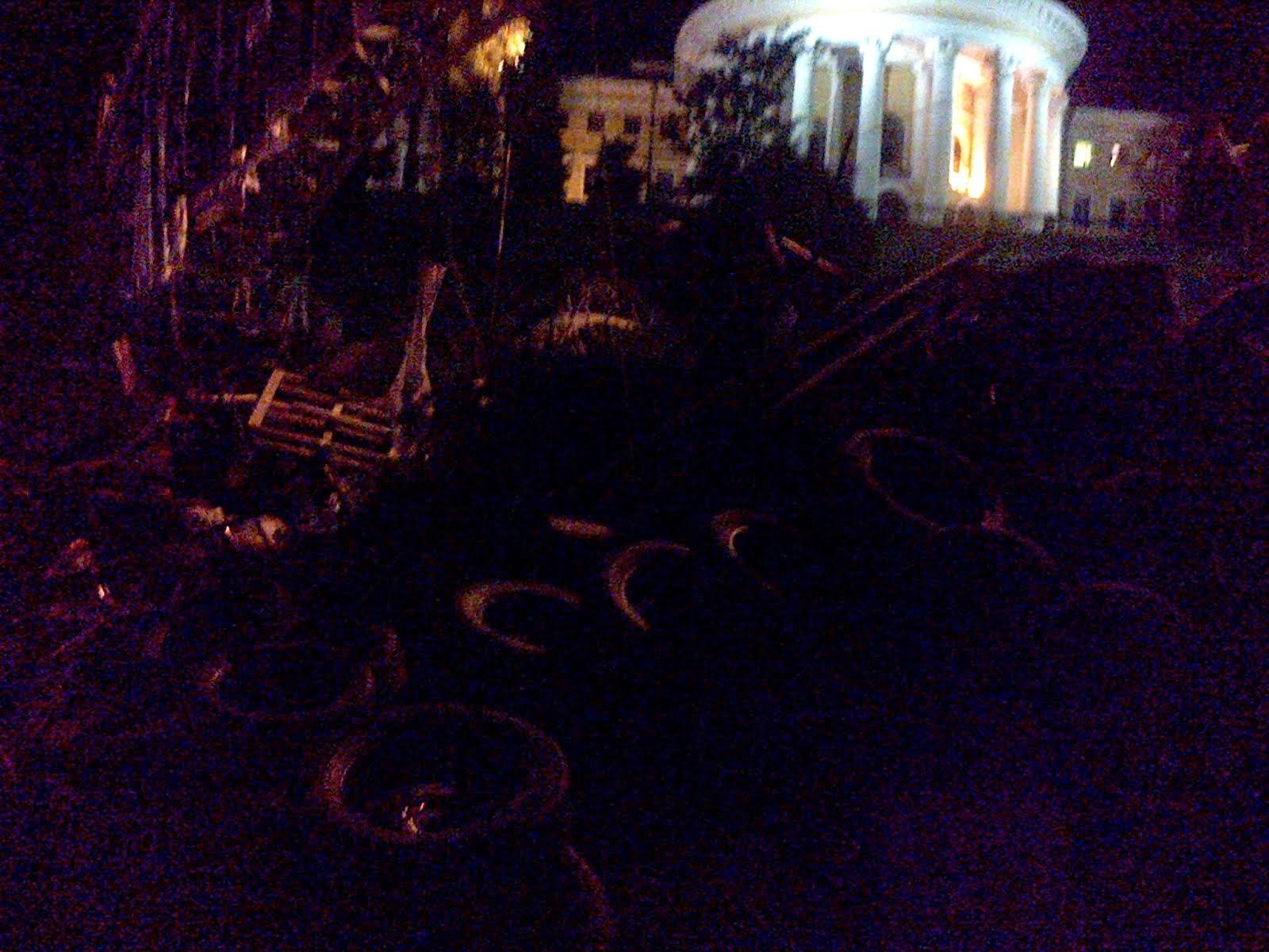 Maidan, bye bye