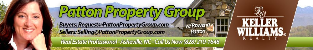 Rowena Patton, Patton Property Group - Asheville NC Real Estate Broker