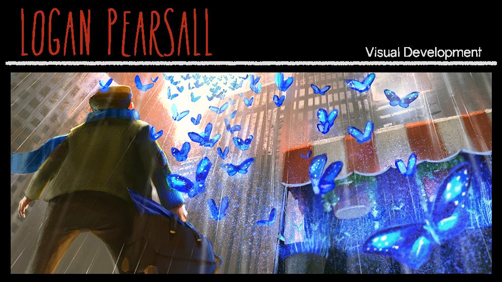 Logan Pearsall Portfolio