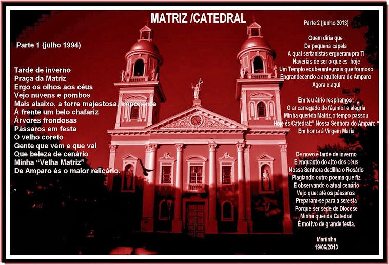 MATRIZ E CATEDRAL
