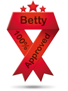 100%BETTYapproved