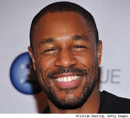 barbe homme noir black