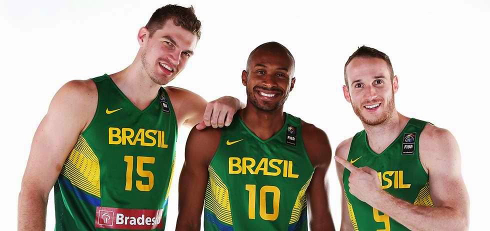 Brazil national basketball team free wallpaper download