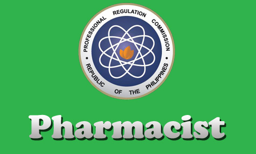 January 2013 Top 10 Pharmacist Board Exam Passers