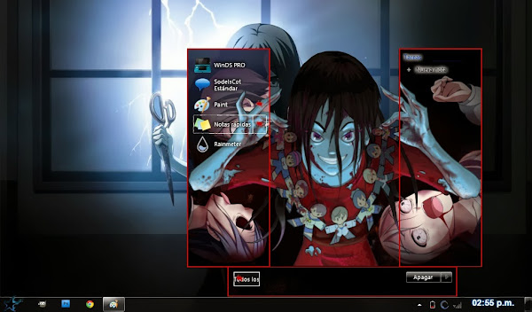 Corpse Party [ Theme Win 7] 2
