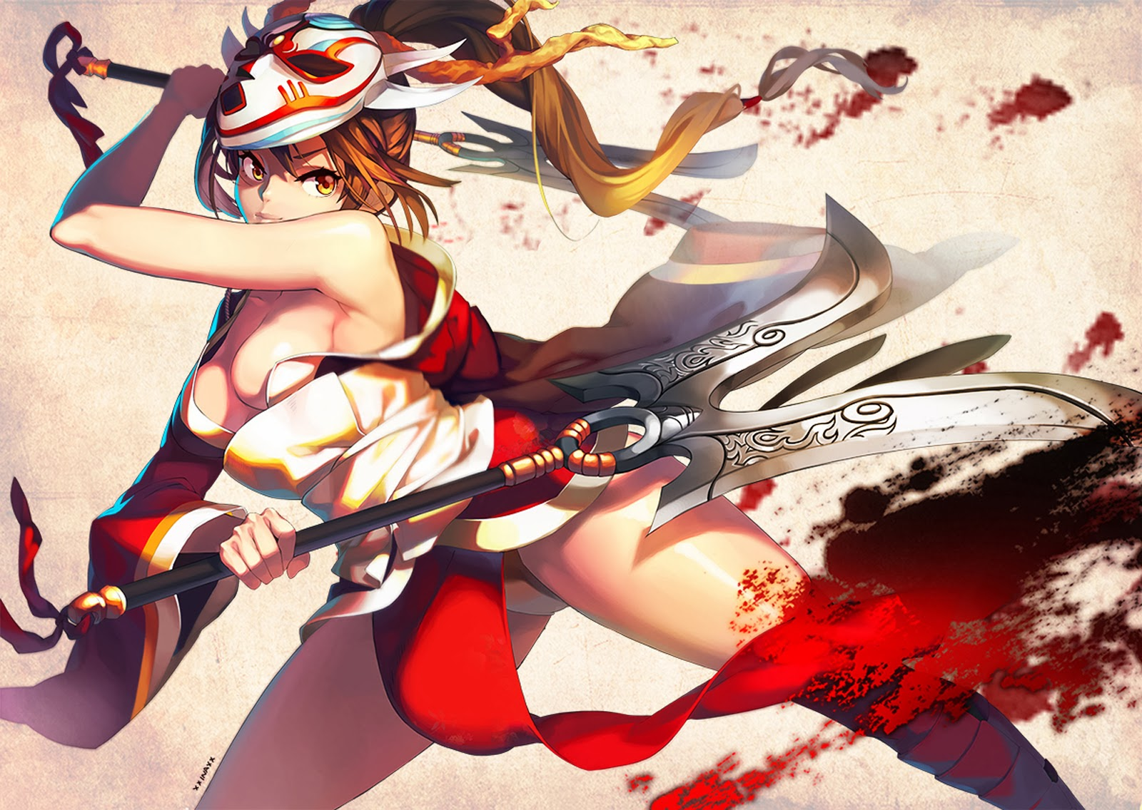 Akali League Of Legends 9c Wallpaper HD