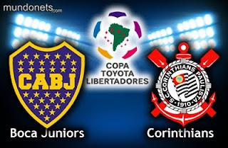 Boca Juniors vs Corinthians – Final Copa Libertadores