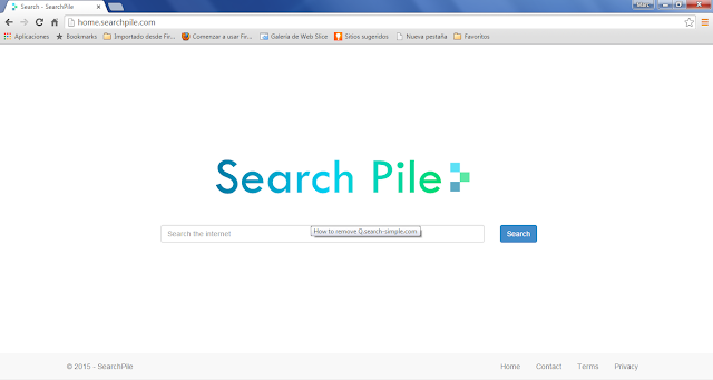 Home.searchpile.com