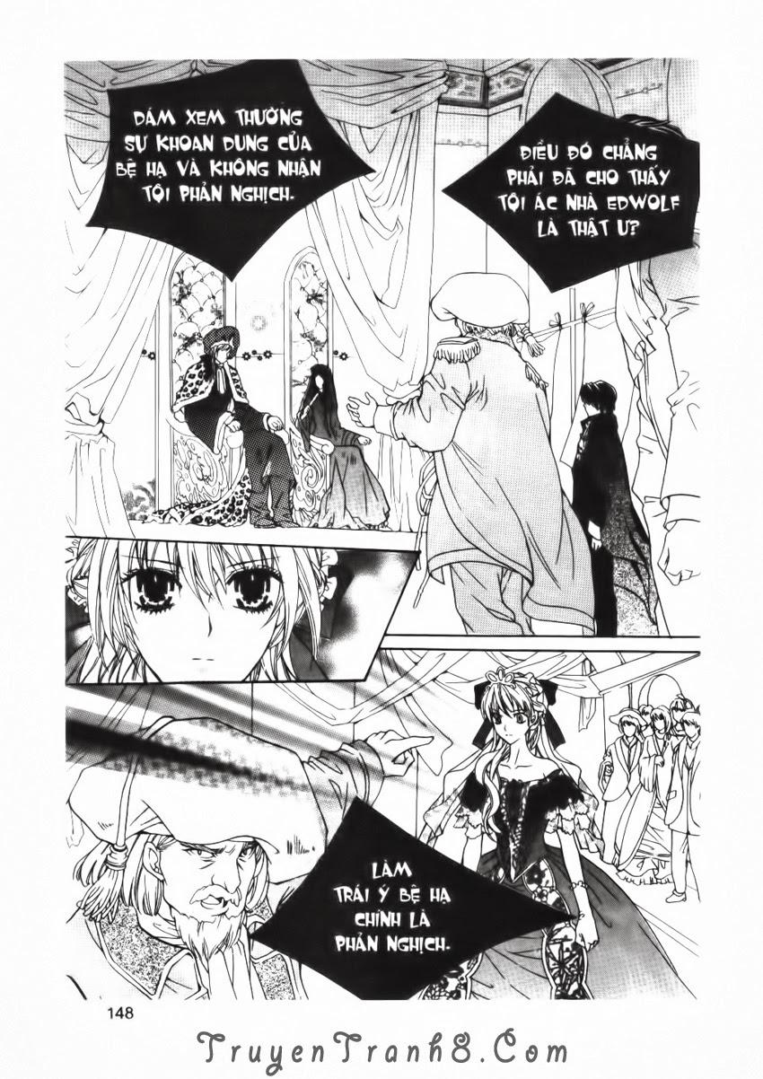 A Kiss For My Prince - Nụ Hôn Hoàng Tử Chapter 27 - Trang 12