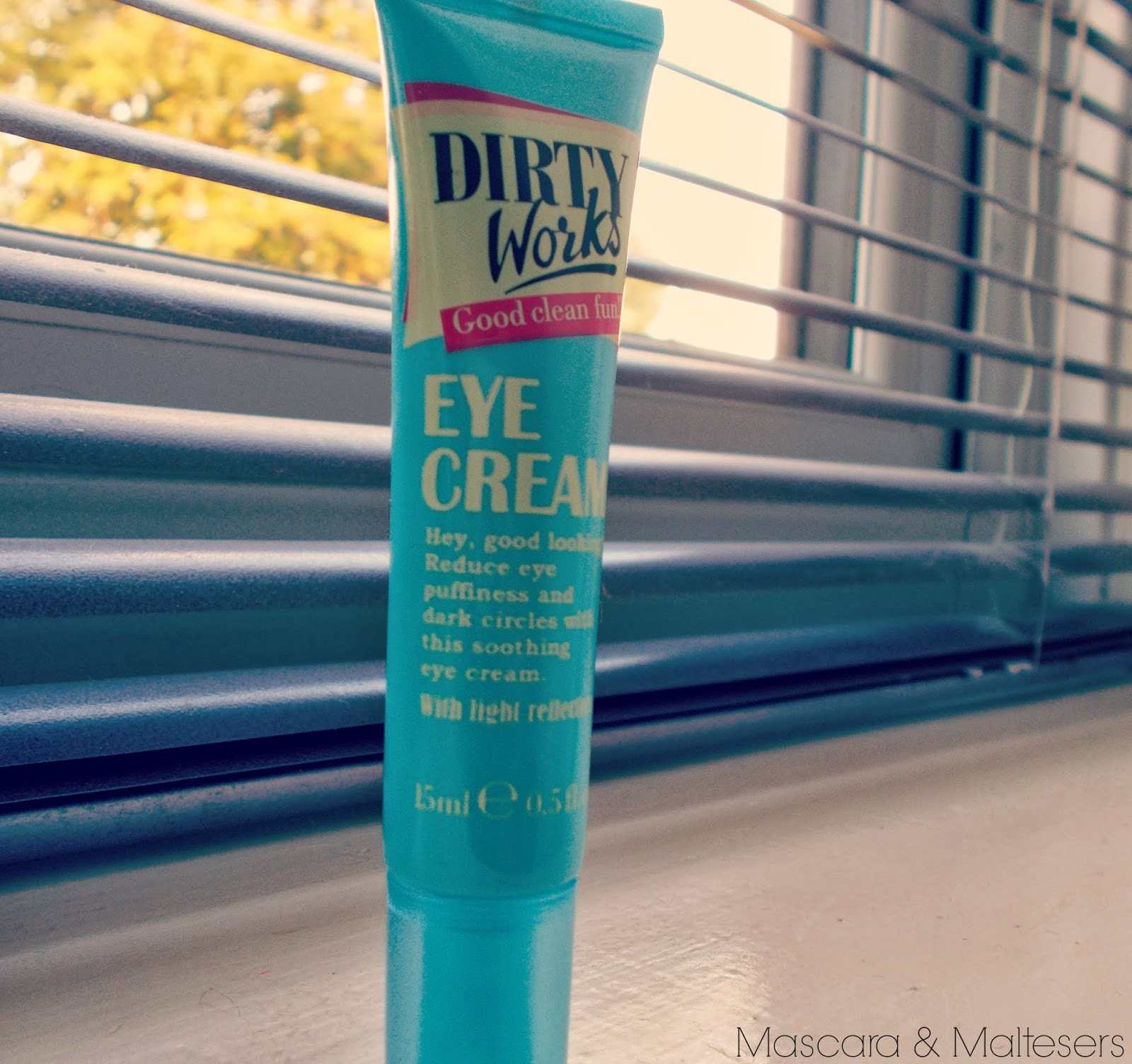 Dirty Works Banish the Bags Eye Cream