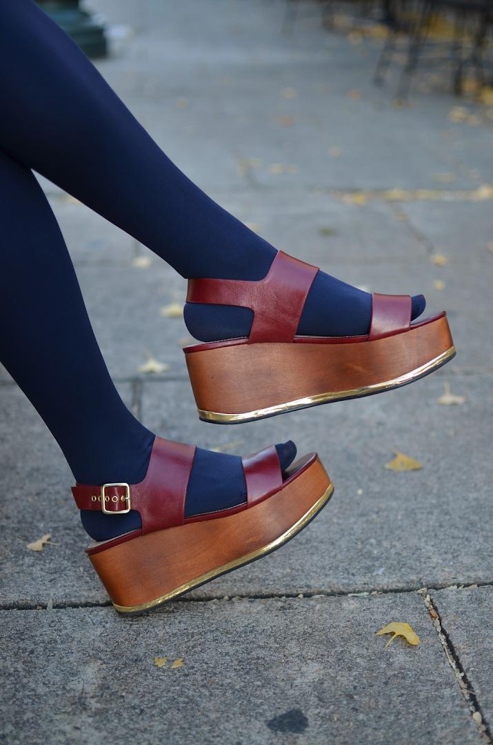 Platform Shoes Trend