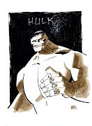 AVENGERSHulk. Todays Avenger is the Hulk. Go see him in that movie!